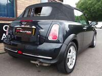 2005 MINI CONVERTIBLE 1.6 ONE CONVERTIBLE PETROL