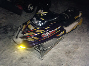 Parting out 2003 mxz. 800 with bever tail del call 709-597-5150 St. John's Newfoundland image 5