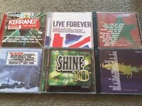 Huge CD collection - individual CDs