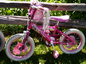 Disney Princesses Girl's Bike size 10