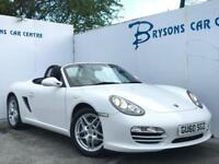 2010 60 Porsche Boxster 2.9 987 Manual for sale in AYRSHIRE