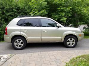 2008 Hyundai Tucson - Low Kms,  Good Condition $3800