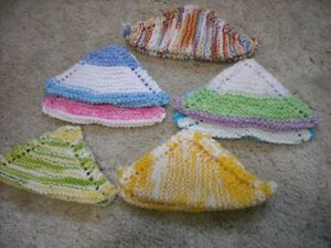 BABY AND CHILD WASH CLOTHS