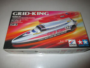 Tamiya 1/32 Dangun Racer Series No.3 Grid-king Model Kit #17603