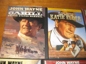 John Wayne DVD Movie Collection