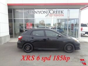 2009 Toyota Matrix XRS Manual Tran 184hp 2 sets of tires.