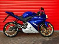 2012 YAMAHA YZF R125 LEARNER LEGAL, DELIVERY AVAILABLE, P/X WELCOME