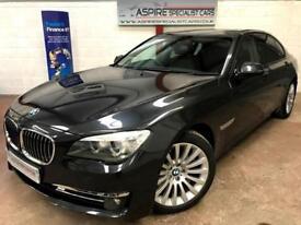 2012/62 BMW 750Li 4.4 449bhp s/s SE *UPDATED 2013 MODEL*