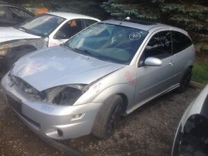 PARTING OUT: 2002 Ford Focus SVT (silver)