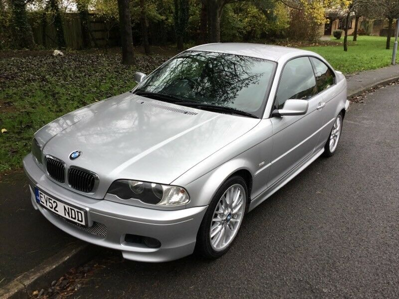 2002 BMW 325 CI Sport Automatic-12 months mot-full service history-exceptional value