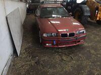 BMW e36 drift car ready to race