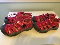 New KEEN sandals - size 12 or 2
