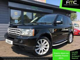 2006 Land Rover Range Rover Sport 4.2 V8 Supercharged **Full Service History**