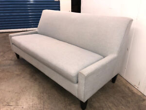 Grey / Blue Couch  -   Delivery