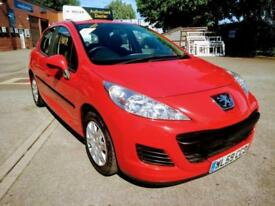 Stunning 2009 Peugeot 207 1.4 AUTOMATIC, ONLY 51k, FSH, NEW MOT & WARRANTY!