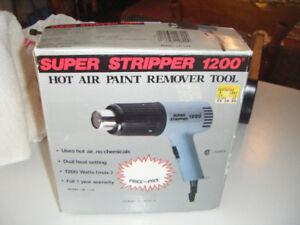 Super stripper/paint remover