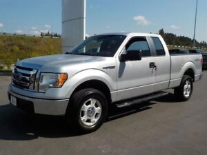 Ford F-150 4WD SuperCab 2012