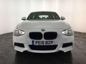 2015 BMW 125D M SPORT AUTO 218 BHP 1 OWNER BMW SERVICE HISTORY FINANCE PX