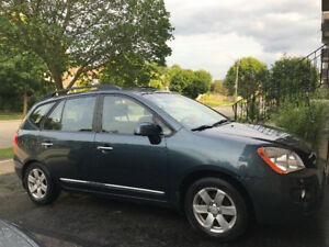 2009 Kia Rondo (moving sale)
