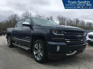 2018 Chevrolet Silverado 1500 LTZ  - Sunroof - LED Headlights