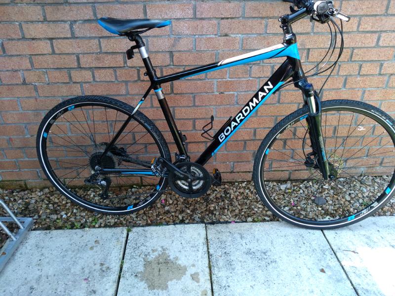 Boardman Hybrid Bike - Great On Road Or Off-road | in Glasgow City Centre,  Glasgow | Gumtree