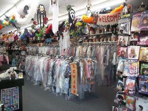 HALLOWEEN COSTUMES,WIGS,HATS,MASKS,ETC. at ACT1 Niagara