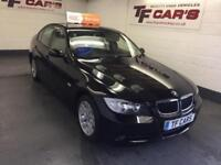 2008 08 REG BMW 318i 2.0 ES BLACK, 2 KEYS ''''FINANCE AVAILABLE'''