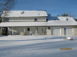 Share a Large Home at Gull Lake and Enjoy Ice Fishing