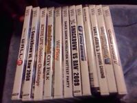 12 Nintendo Wii games for sale!