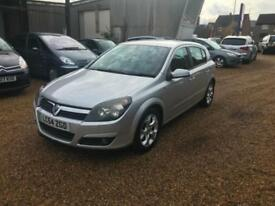 Vauxhall/Opel Astra 1.6i 16v 2004.5MY SXi Low Miles 76k Full Mot 4 service stamp