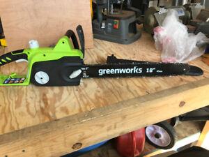Chain Saw Electric