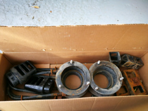"Lift kit 3"" dodge ram 2500 diesel 2001 a 2006"