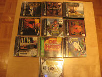 15 Jeux EN LOT Sony PLAYSTATION PS1 PSone PS2 PS3 Rayman 2