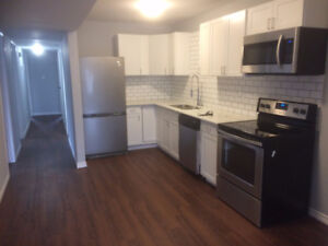 NEW Renovated 4 bed 2 bath unit-avail sept-wharncliffe/riverside
