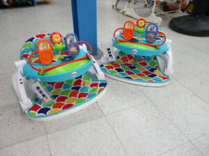 infant floor seats