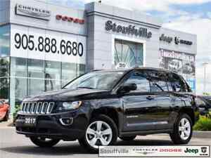 2017 Jeep Compass High Altitude 4X4, Company CAR, Only 3, 200 KM