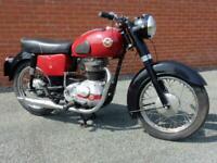 Matchless G2 250cc 1960