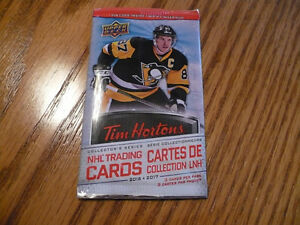 2016 Horton's Hockey Upper Deck