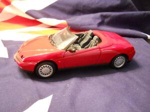 1/18 Diecast Alfa Romeo  Spider
