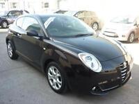 2009 Alfa Romeo MiTo 1.4TB 120bhp Lusso Finance Available