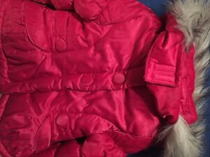 London Fog 2T pink winter jacket