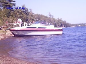 30' century cruiser, no engines, open to any offer