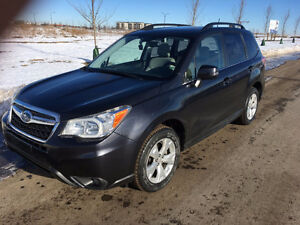2014 Subaru Forester 2.5i LTD with Technology Package