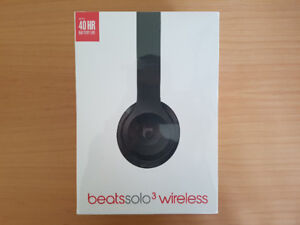 Beats Solo 3 Wireless - Brand New