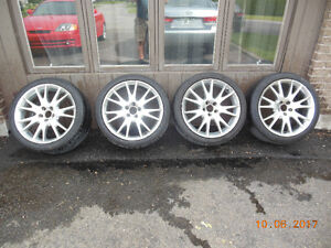 jantes alliages 5 x 108 volvo, ford,...