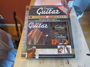 Complete Guitar Kit - Boxed Set  New and Sealed !