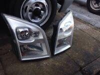 Transit Mk7 Pair of Headlights
