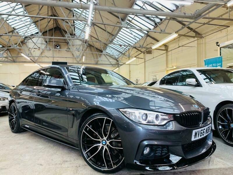 2017 BMW 4 Series Gran Coupe 3.0 430d M Sport Gran Coupe ...