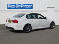 2011 61 BMW 3 SERIES 2.0 320D SPORT PLUS EDITION 4D 181 BHP DIESEL