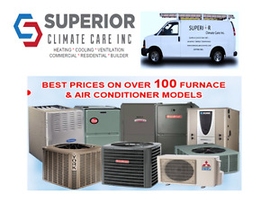 Spring into summer Air conditioner Saving Package  only for June